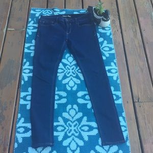 Express legging fit worn once denim.
